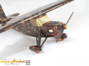 AIRPLANE with Amber RWD-5 - Business gifts ! First-class product !